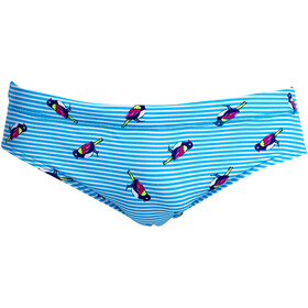 Funky Trunks Classic Zwemslip Heren, tweety tweet